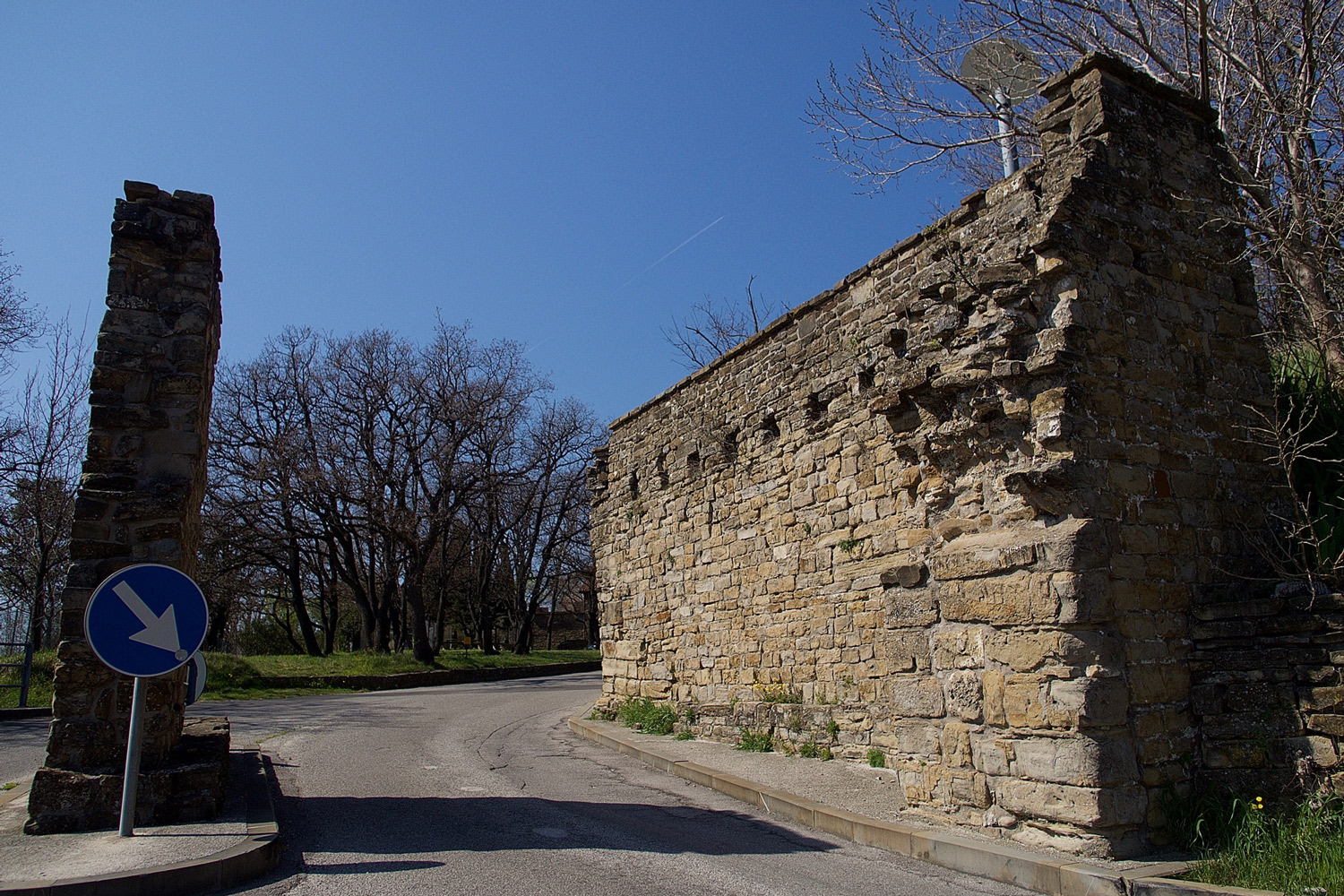 East Gate of St.Odorico